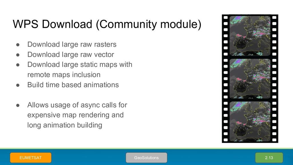 WPS Download (Community module) ● Download larg...