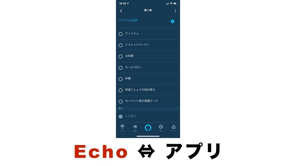 Echo ˱ ΞϓϦ