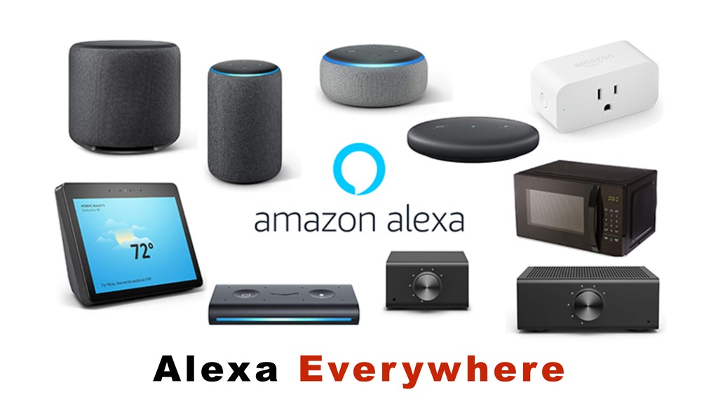 Alexa Ever ywhere