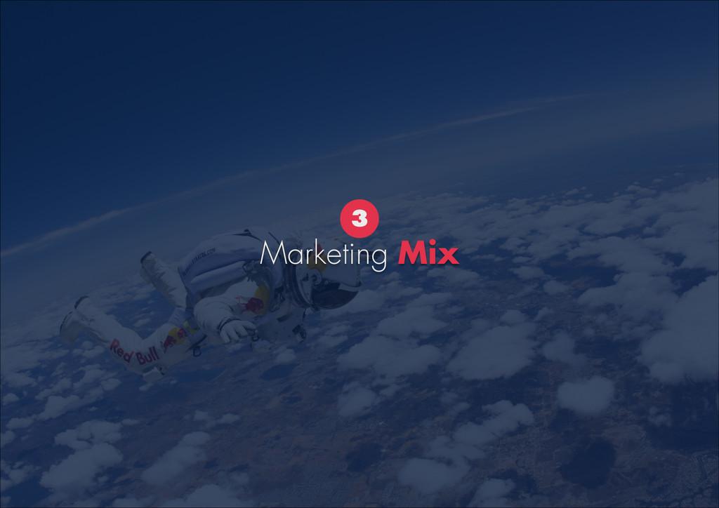 Marketing Mix 3