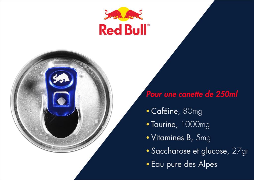 • Caféine, 80mg • Taurine, 1000mg • Vitamines B...