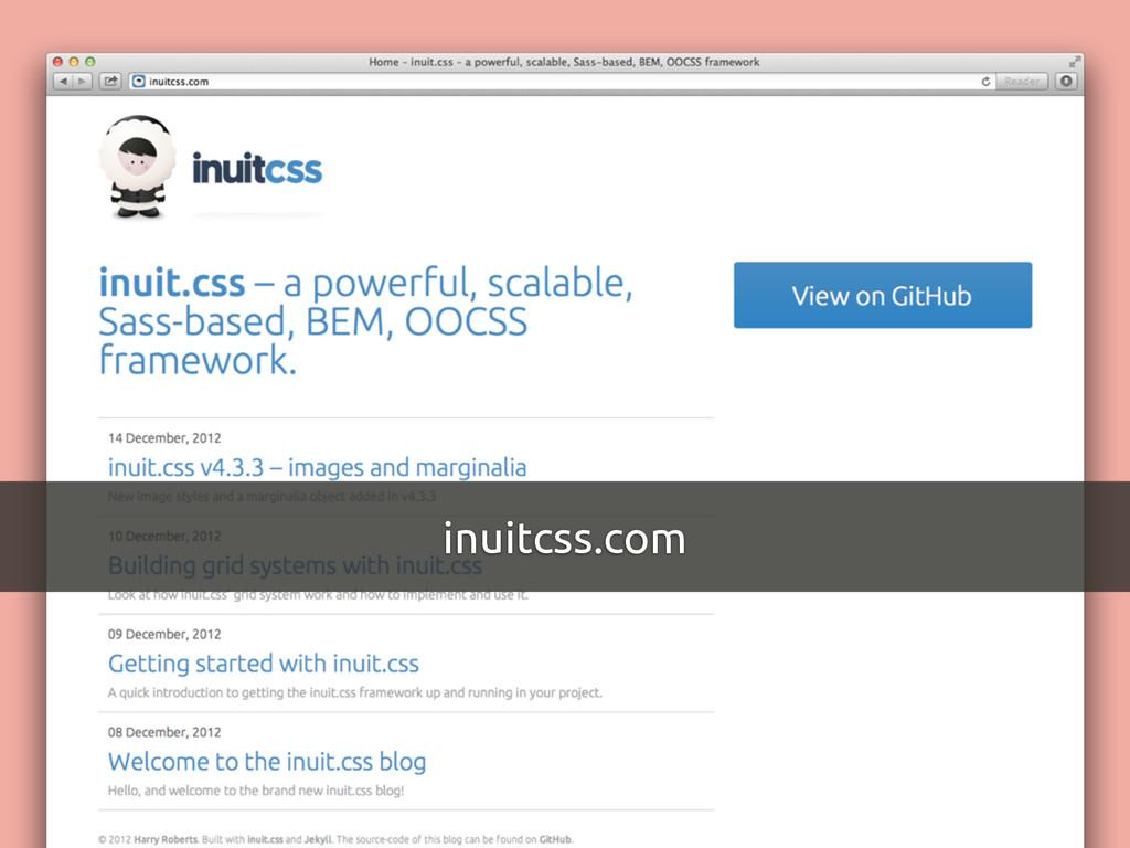 inuitcss.com