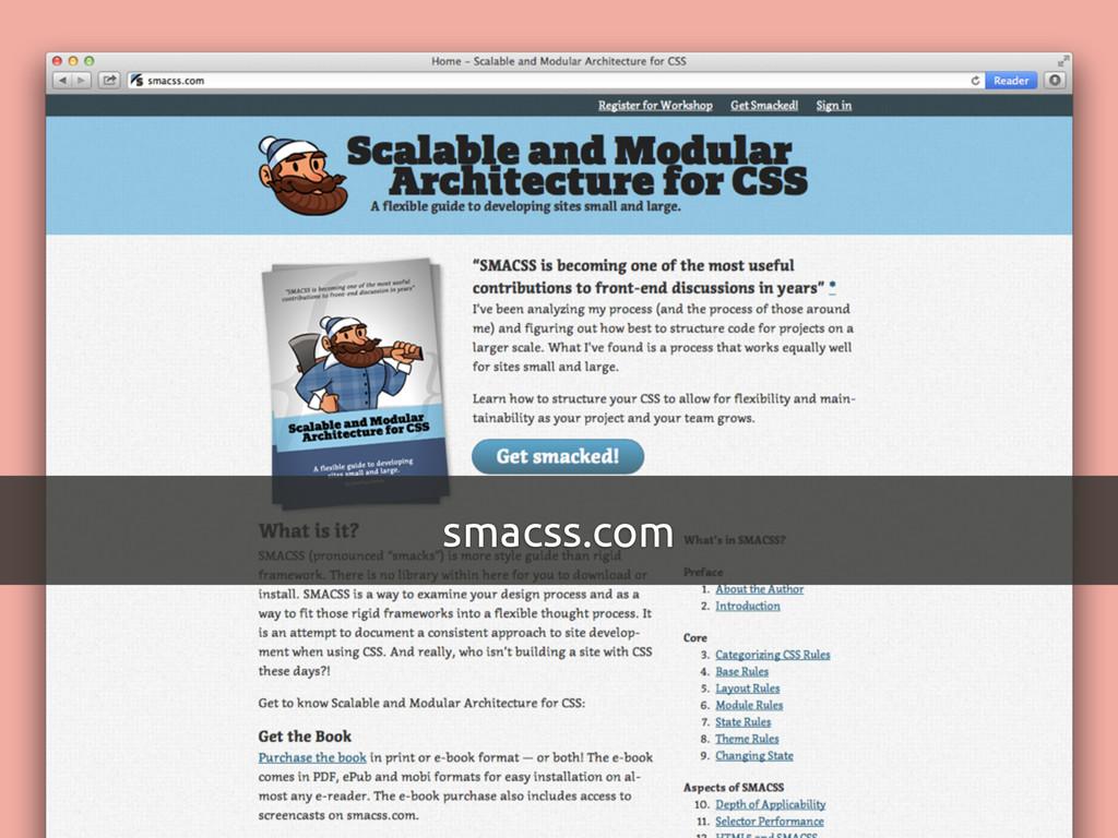 smacss.com