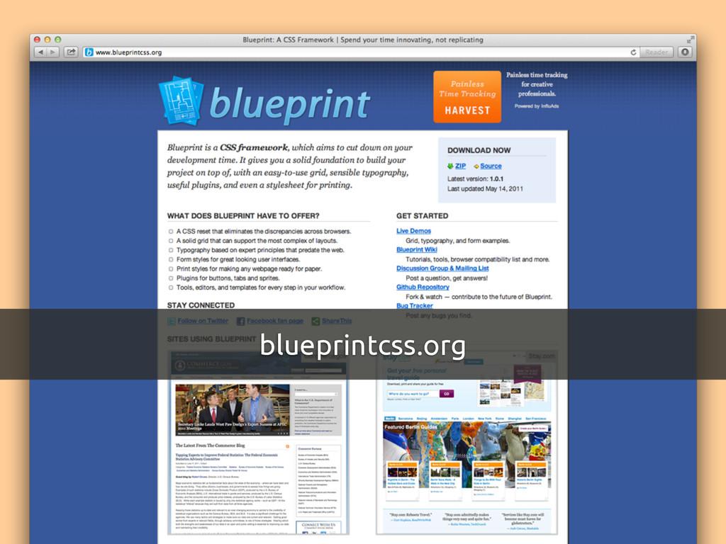 blueprintcss.org