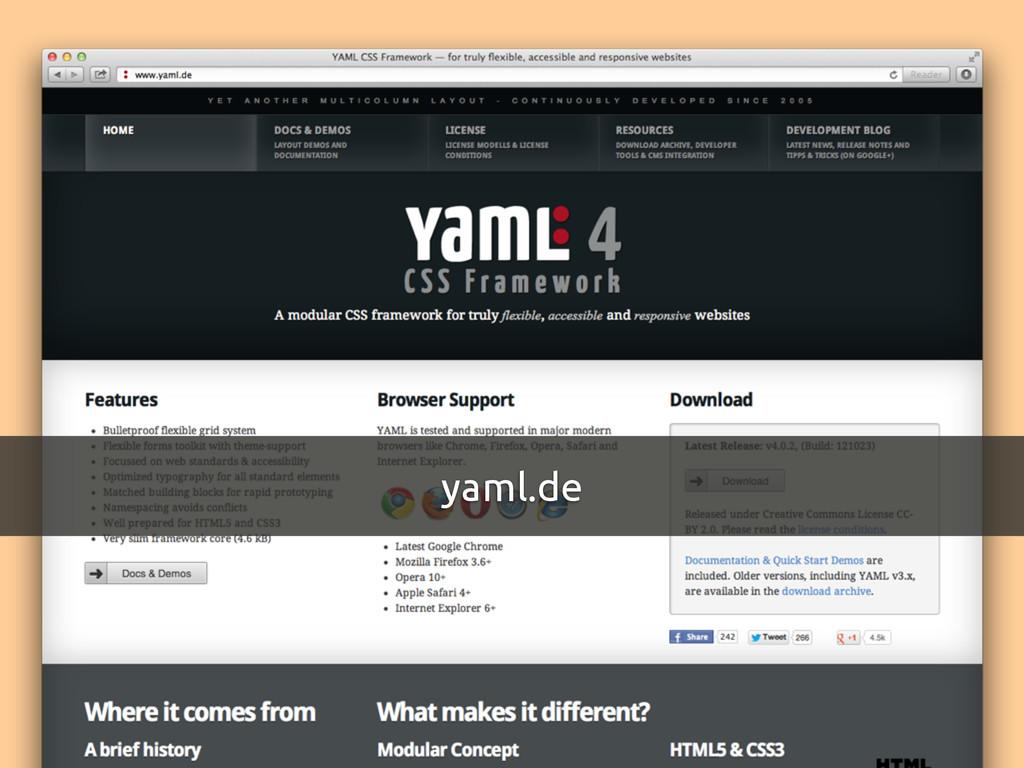 yaml.de