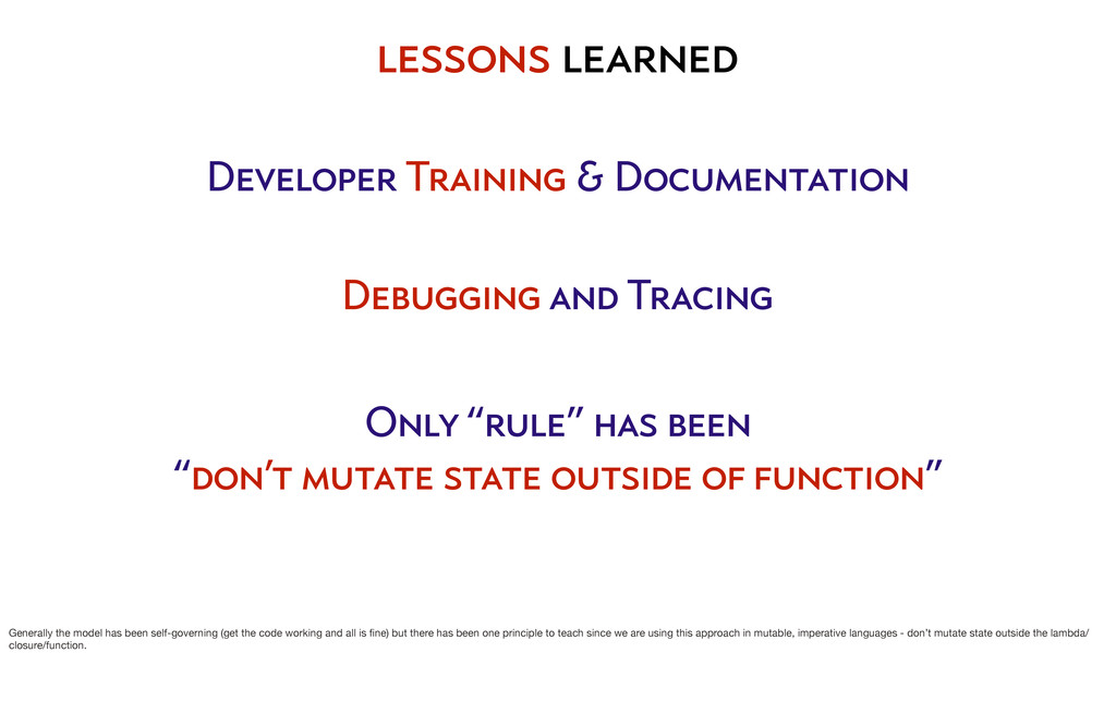 Developer Training & Documentation Debugging an...