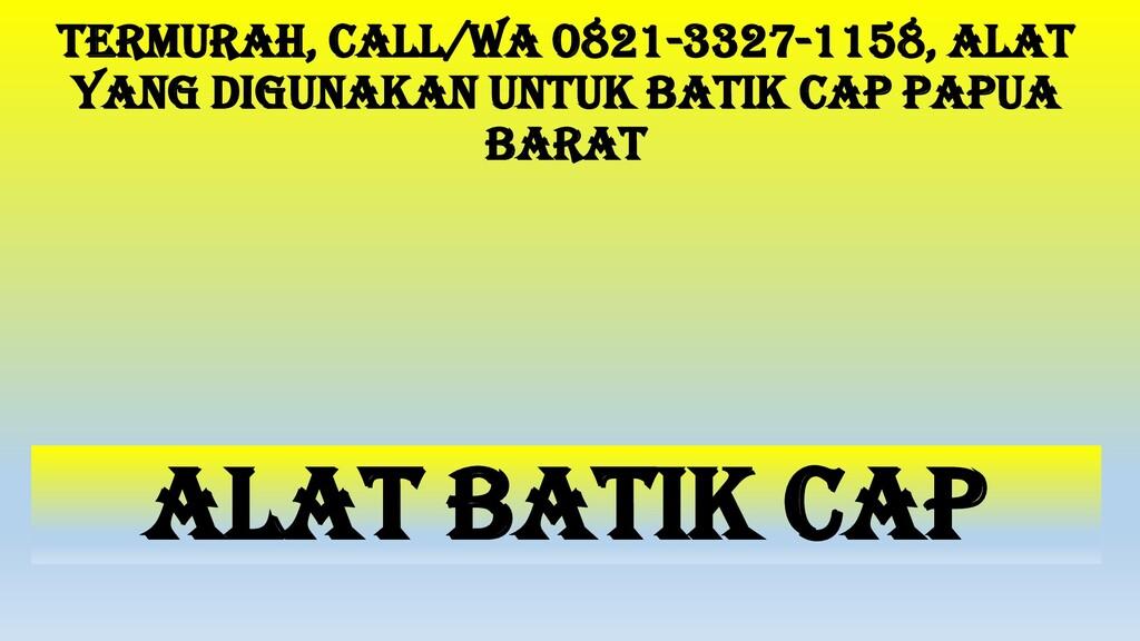 TERMURAH, Call/WA 0821-3327-1158, Alat Yang Dig...