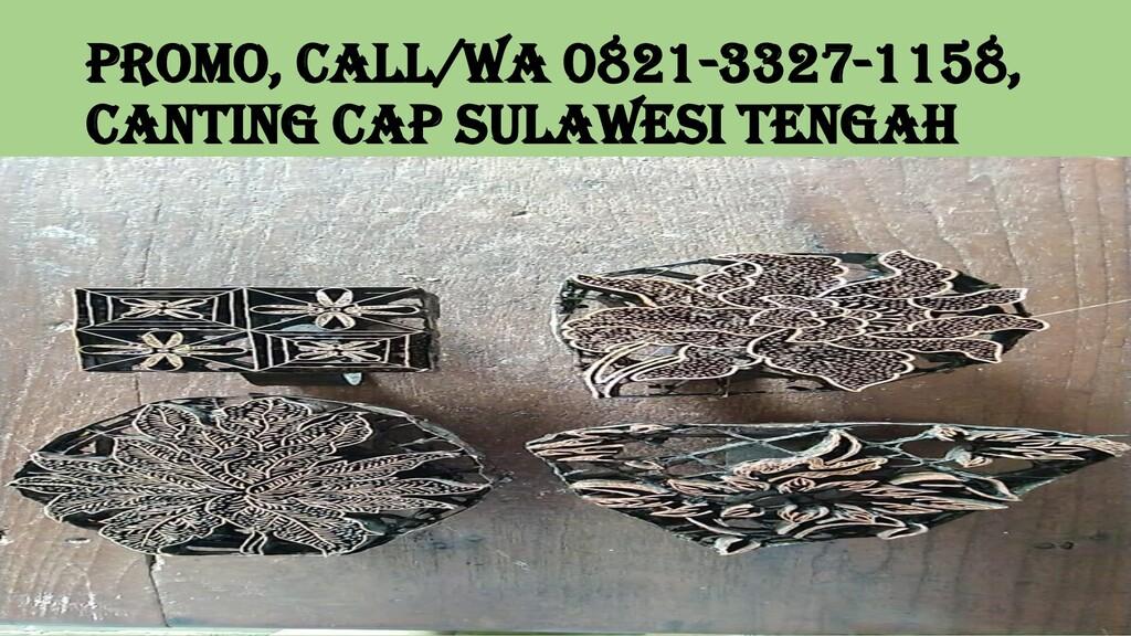 PROMO, Call/WA 0821-3327-1158, Canting Cap Sula...