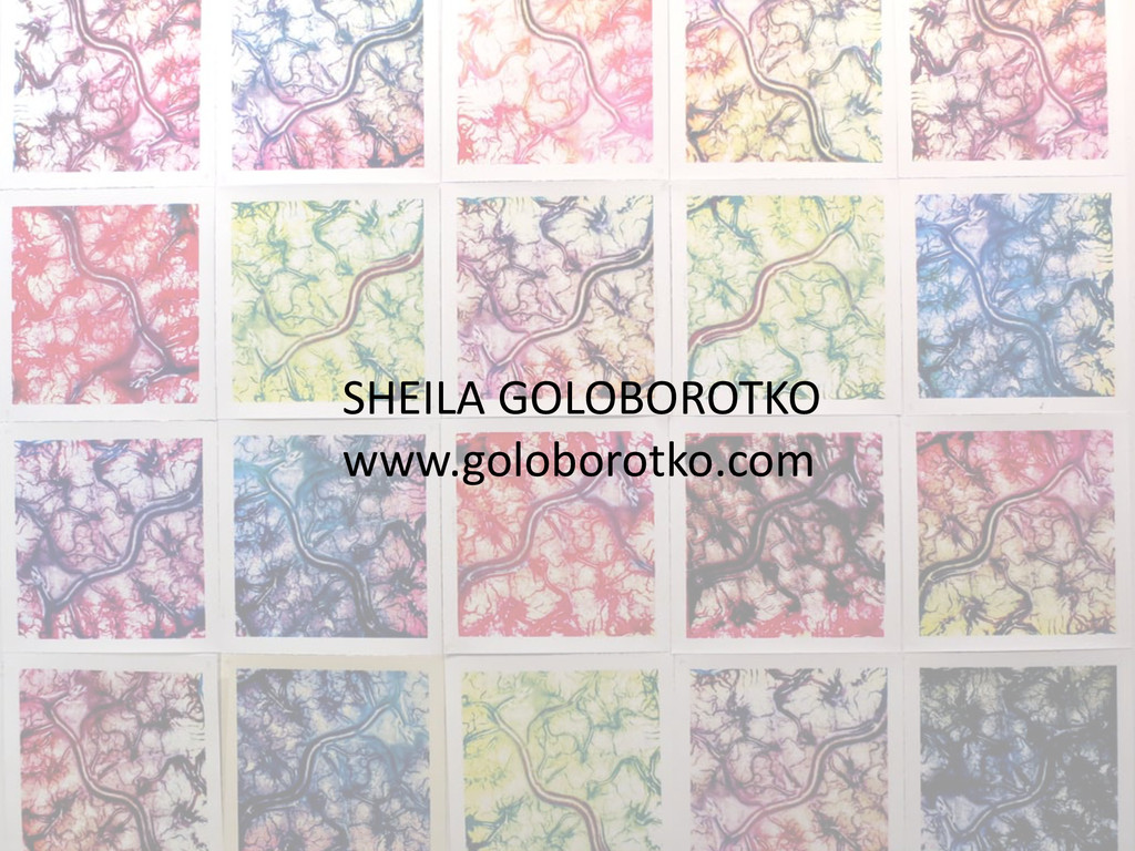 SHEILA GOLOBOROTKO  www.goloborotko.com...