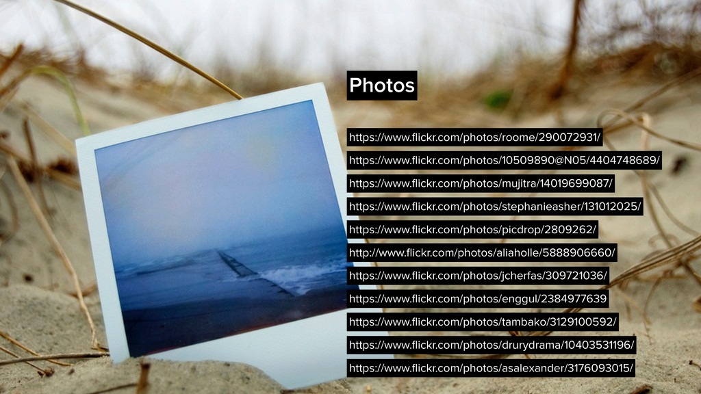 Photos https://www.flickr.com/photos/10509890@N0...