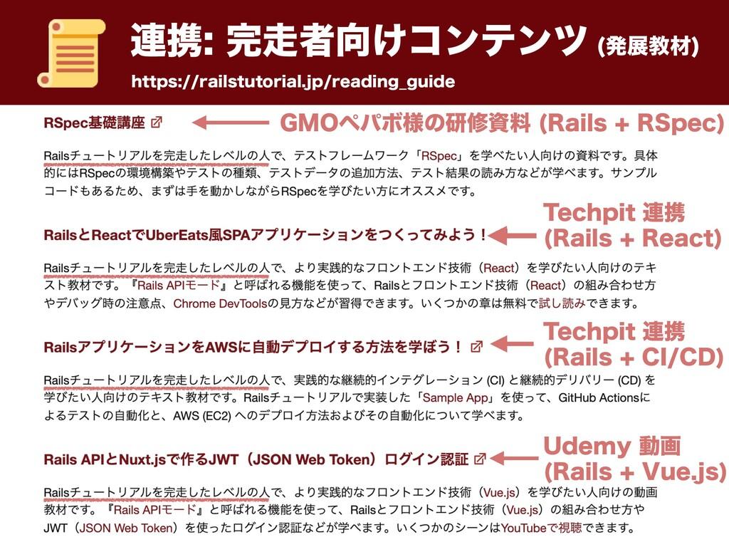 ԕִߨٛ ʙ Λड͚ͨվળ https://railstutorial.jp/tr...
