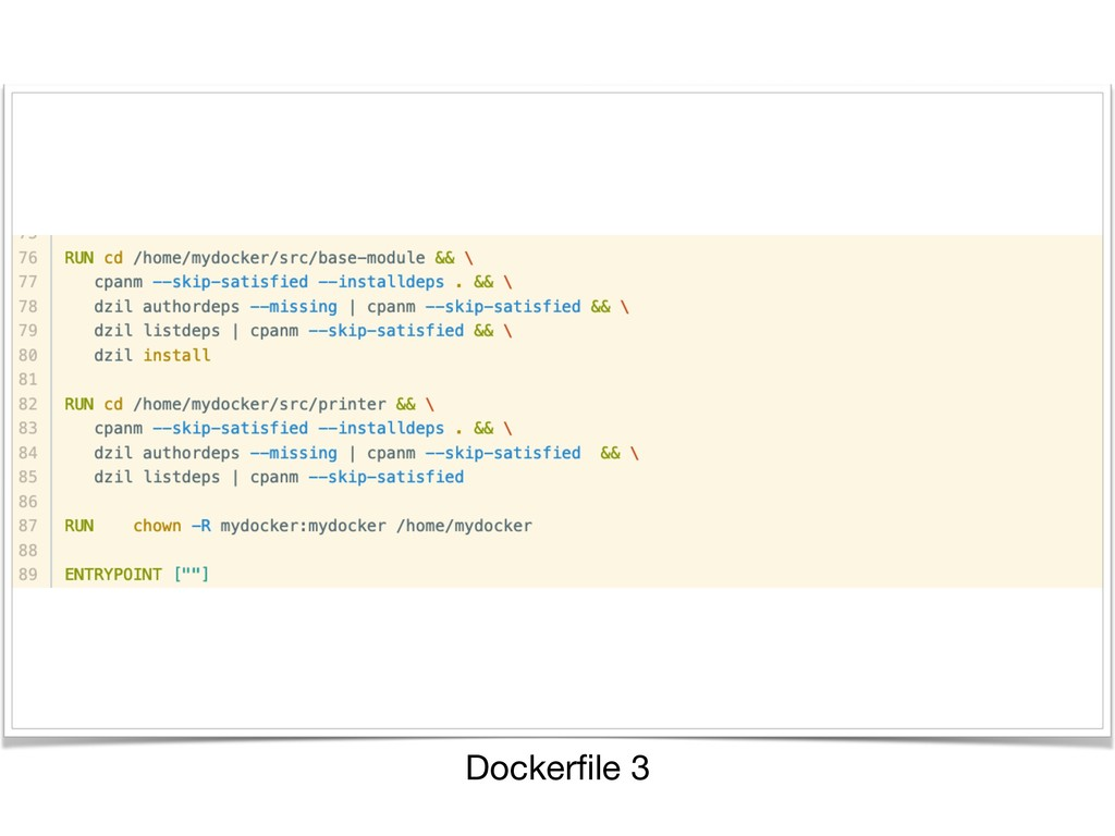 Dockerfile 3
