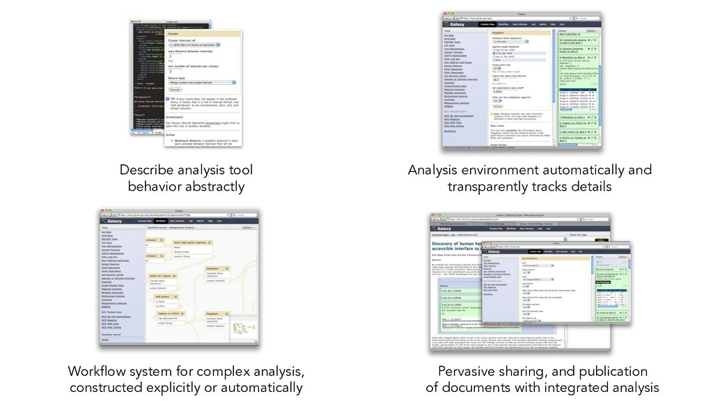 Describe analysis tool behavior abstractly Perv...
