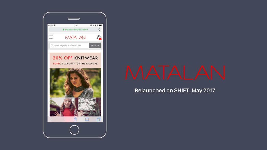 Relaunched on SHIFT: May 2017