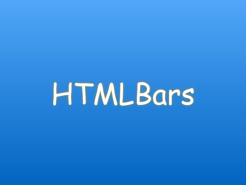 HTMLBars