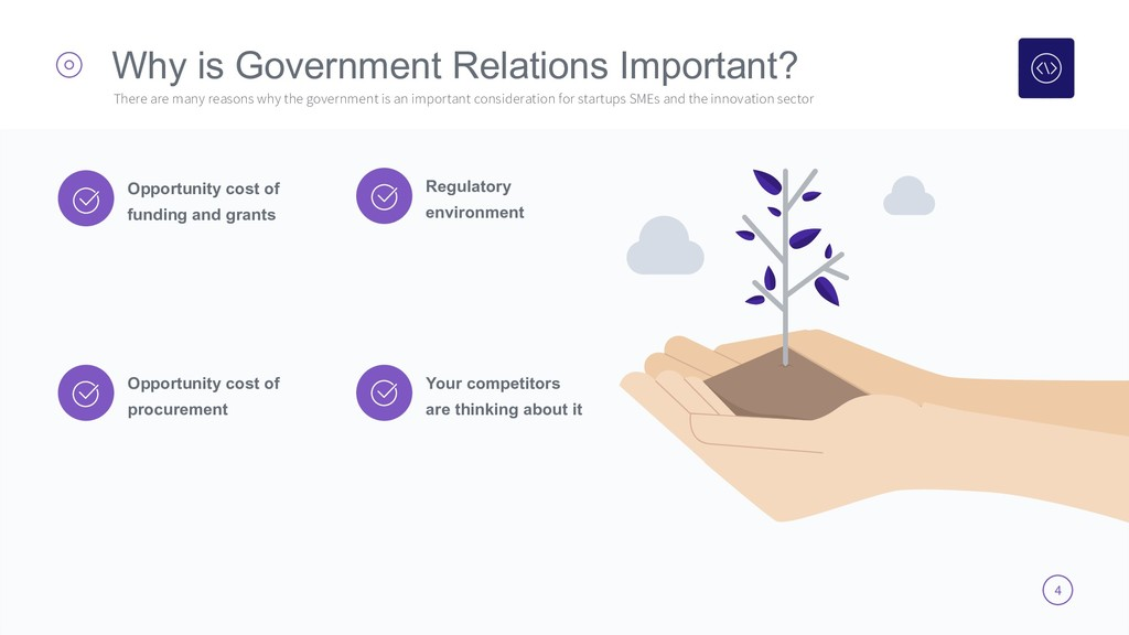 4 Why is Government Relations Important? There ...