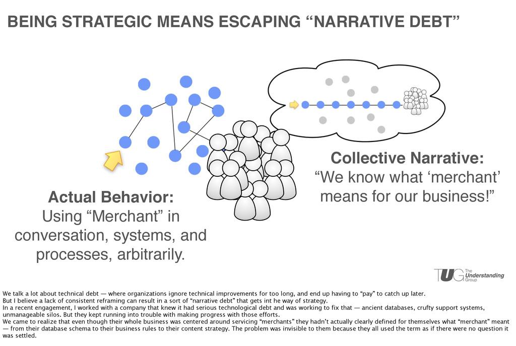 """Actual Behavior: Using """"Merchant"""" in conversati..."""