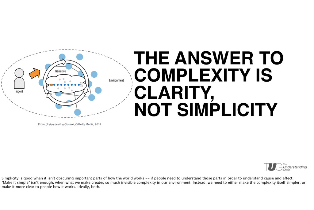 From Understanding Context, O'Reilly Media, 201...