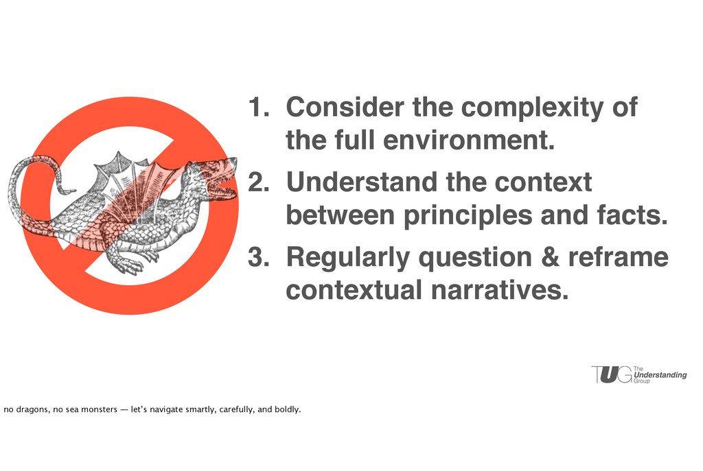 1. Consider the complexity of the full environm...