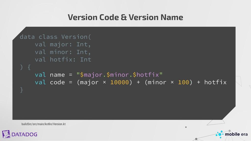 data class Version( val major: Int, val minor: ...