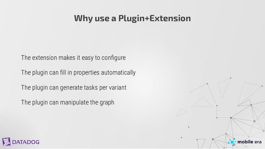 The extension makes it easy to configure The plu...