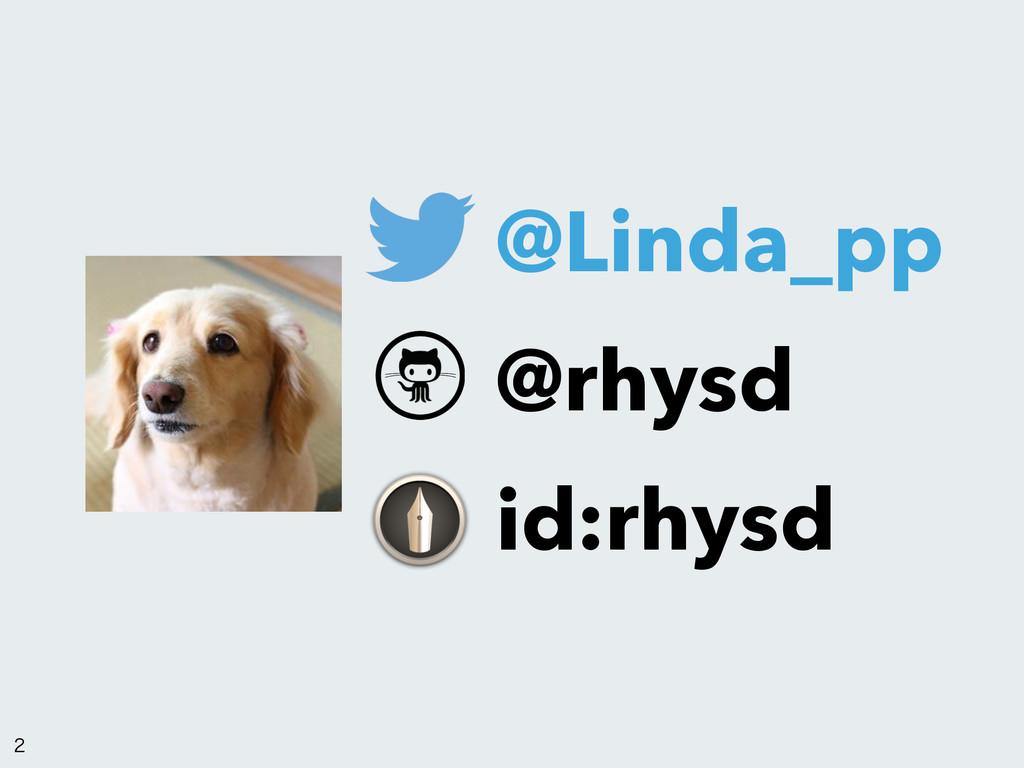 @Linda_pp @rhysd id:rhysd