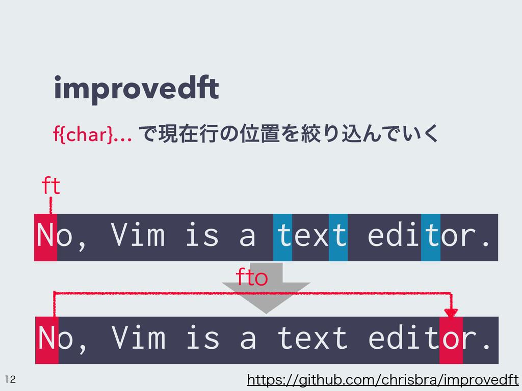 improvedft f{char}… ͰݱࡏߦͷҐஔΛߜΓࠐΜͰ͍͘ IUUQTHJU...