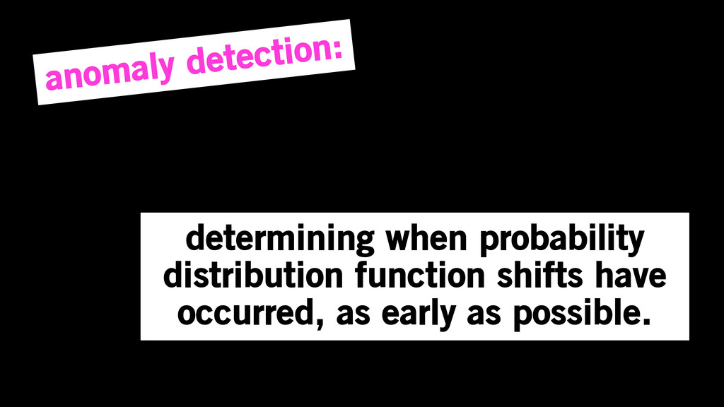 determining when probability distribution funct...