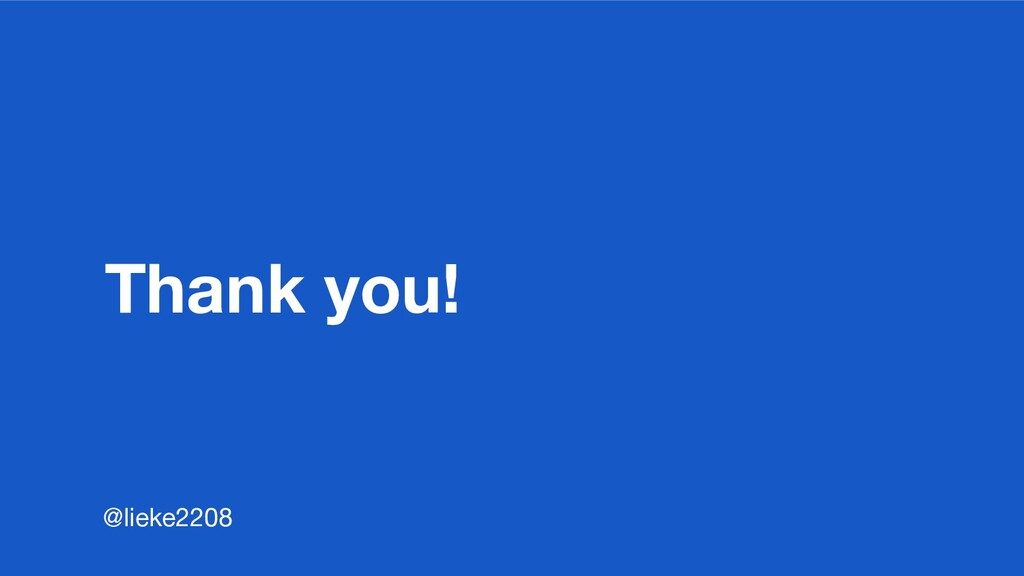 Thank you! @lieke2208