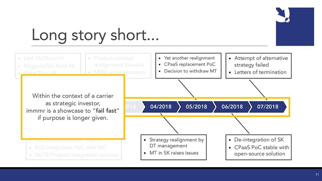 Long story short... ¡ E2E test automation Segro...