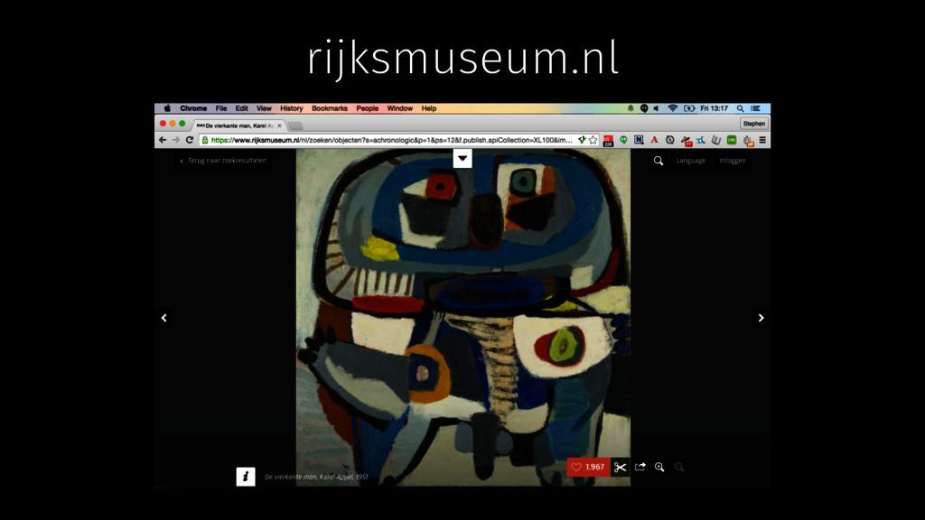 rijksmuseum.nl