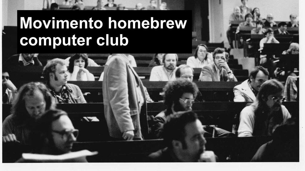 Movimento homebrew computer club