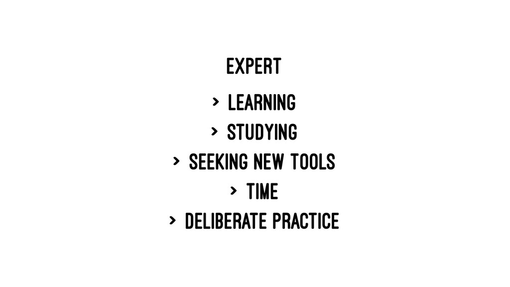 EXPERT > Learning > Studying > Seeking New tool...