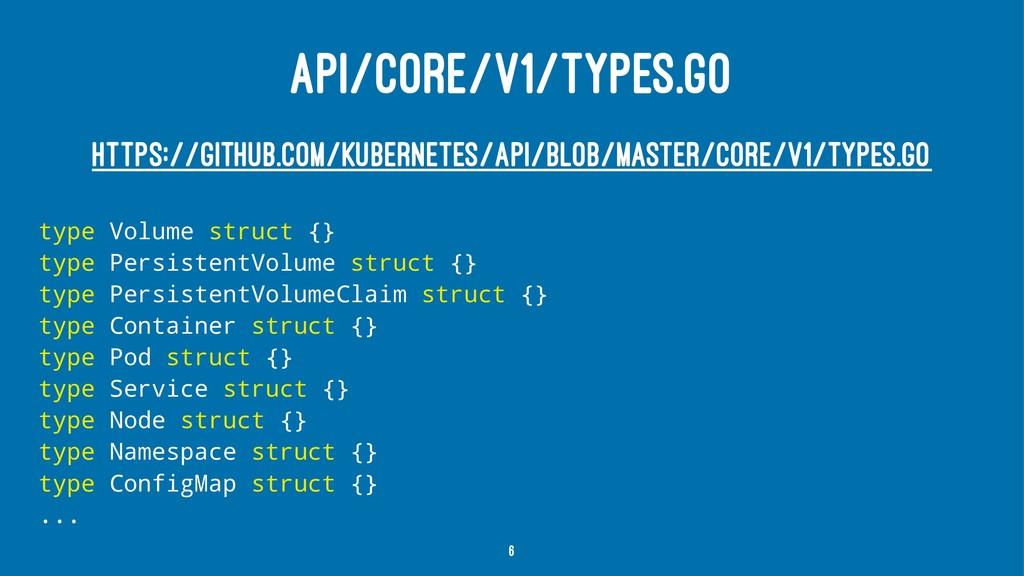 API/CORE/V1/TYPES.GO HTTPS://GITHUB.COM/KUBERNE...