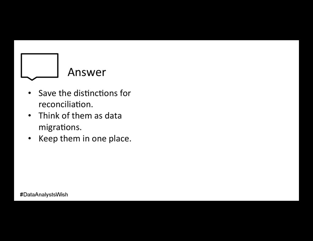 Answer • Save the dis/nc/ons for reconcilia/on...