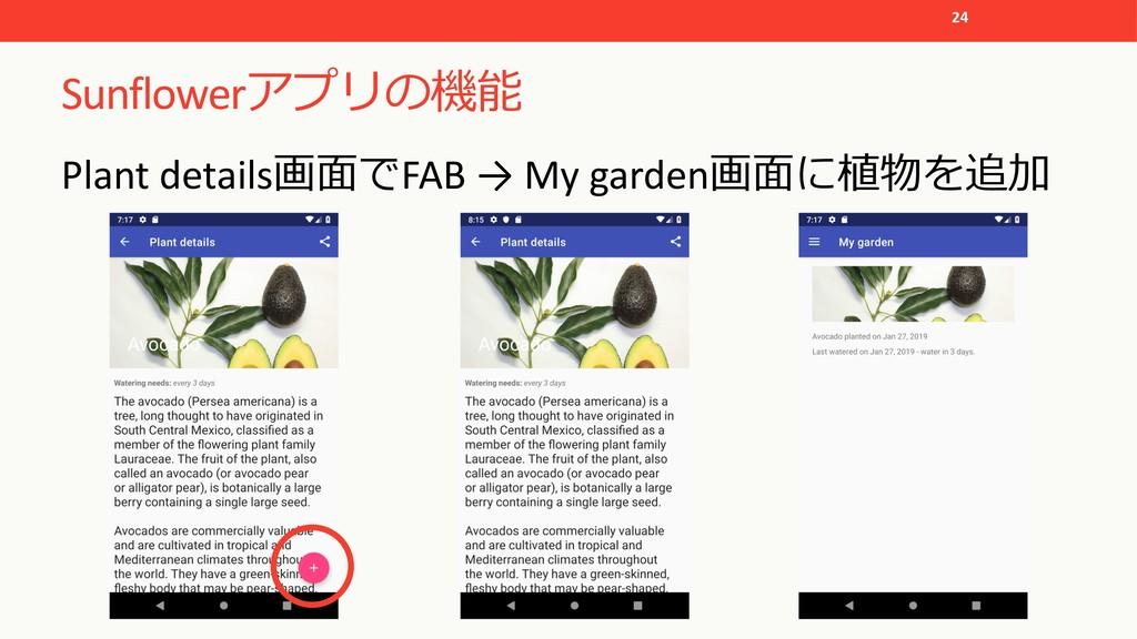Sunflower Plant detailsFAB → My garden...