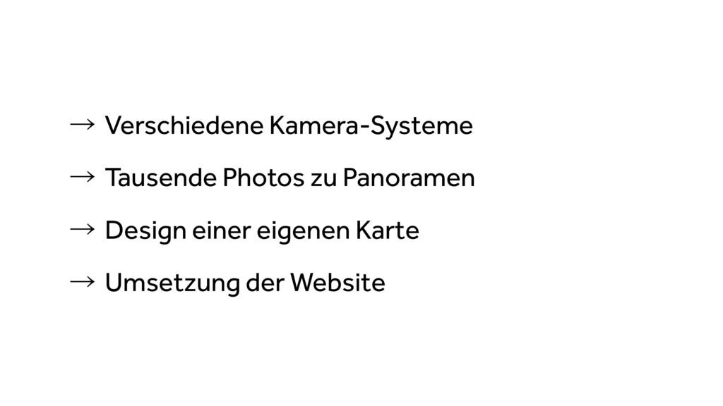 ˠVerschiedene Kamera-Systeme ˠTausende Photos...