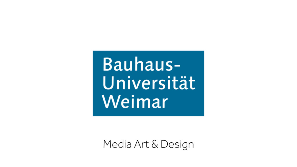 Media Art & Design