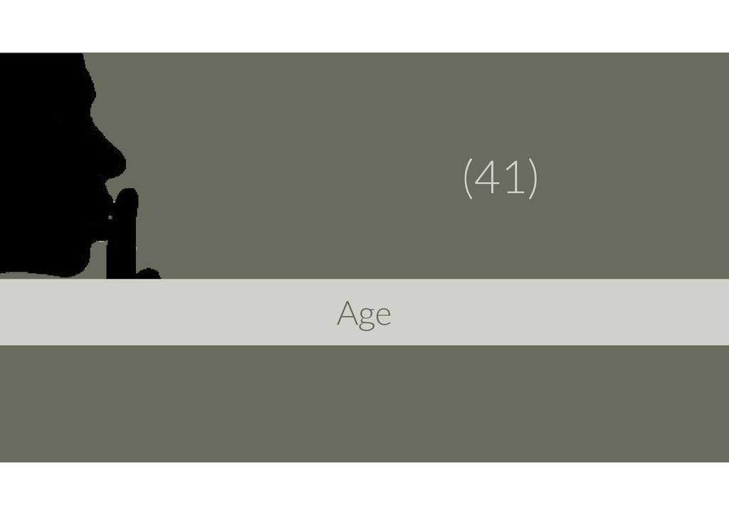 (41) Age