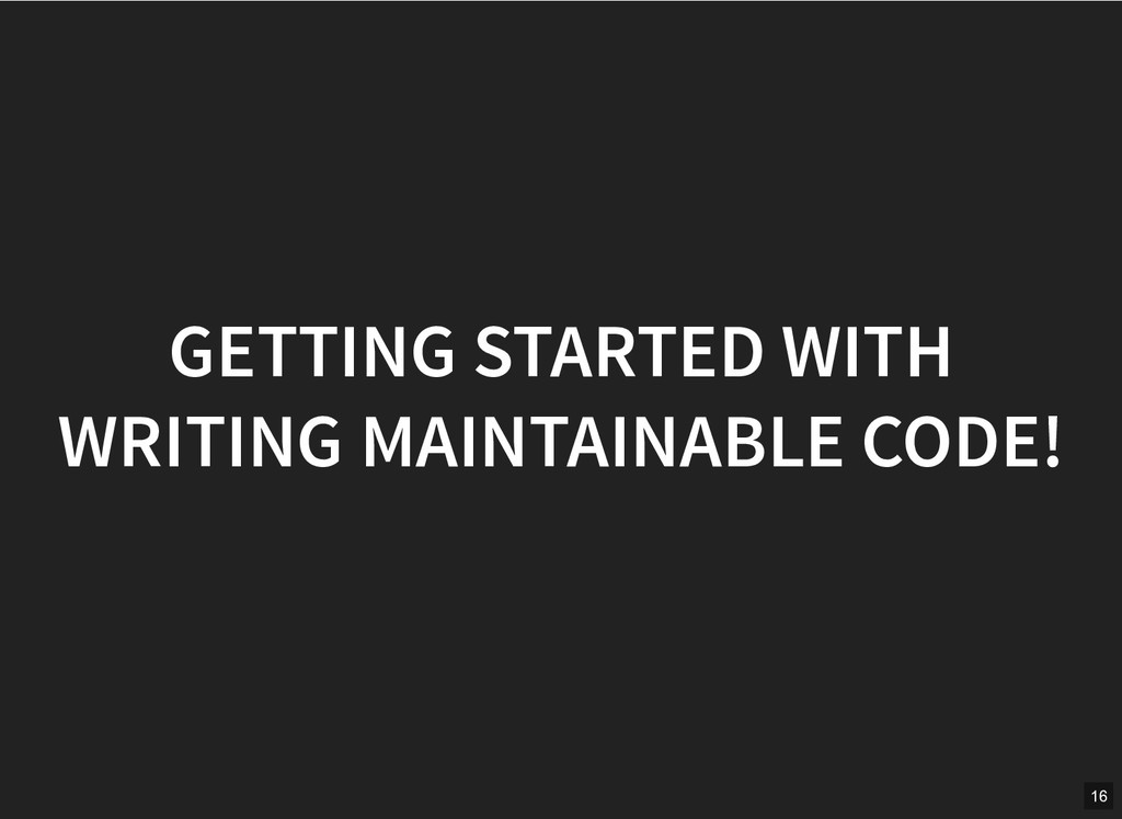 GETTING STARTED WITH GETTING STARTED WITH WRITI...