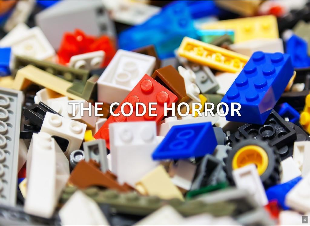 THE CODE HORROR 4