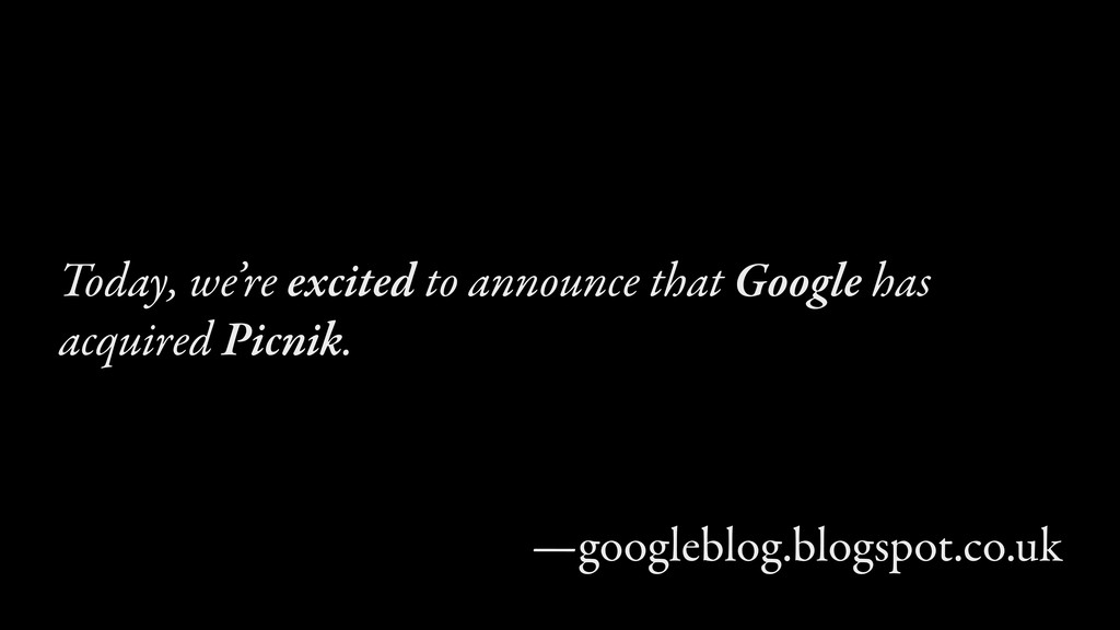 Today, we're excited to announce that Google ha...