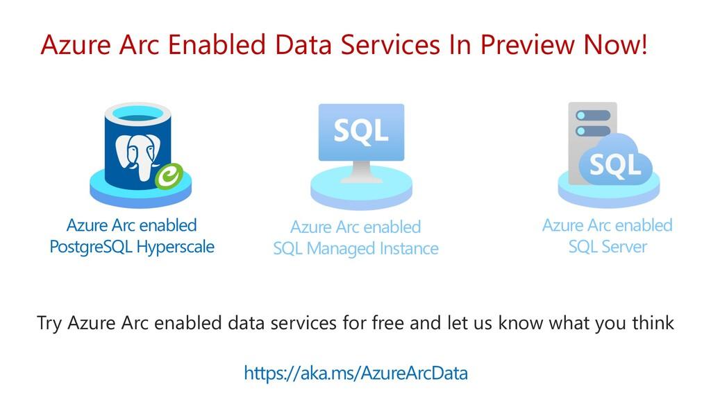 Azure Arc enabled PostgreSQL Hyperscale Azure A...
