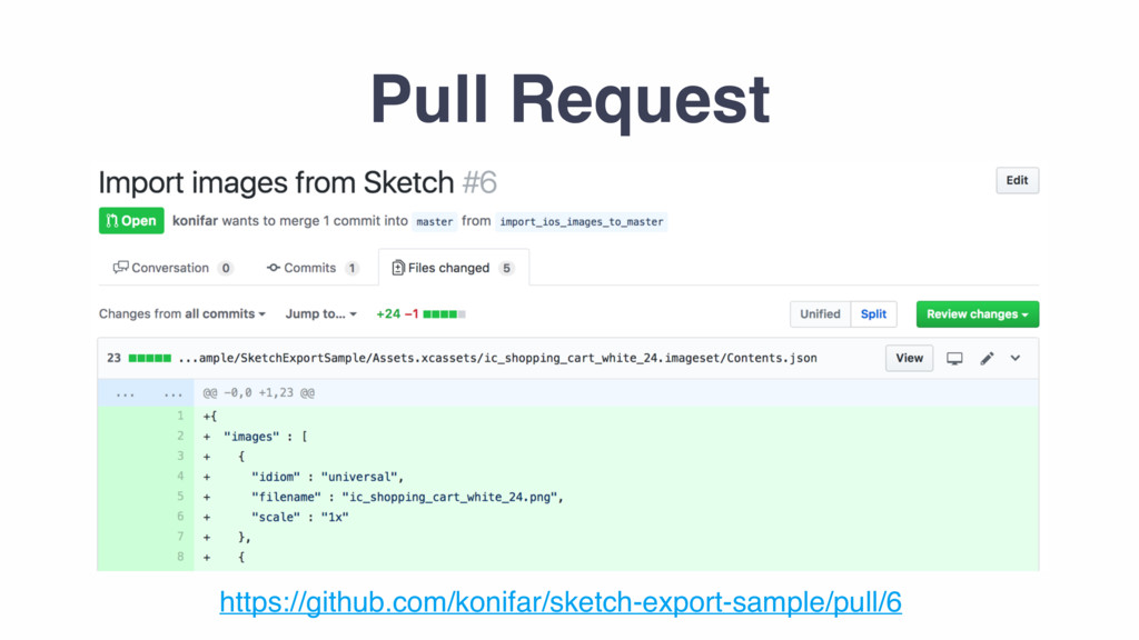 Pull Request https://github.com/konifar/sketch-...