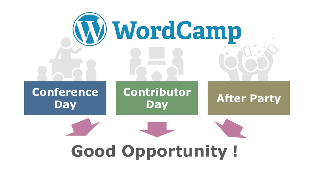 Good Opportunity! Contributor Day After Party C...