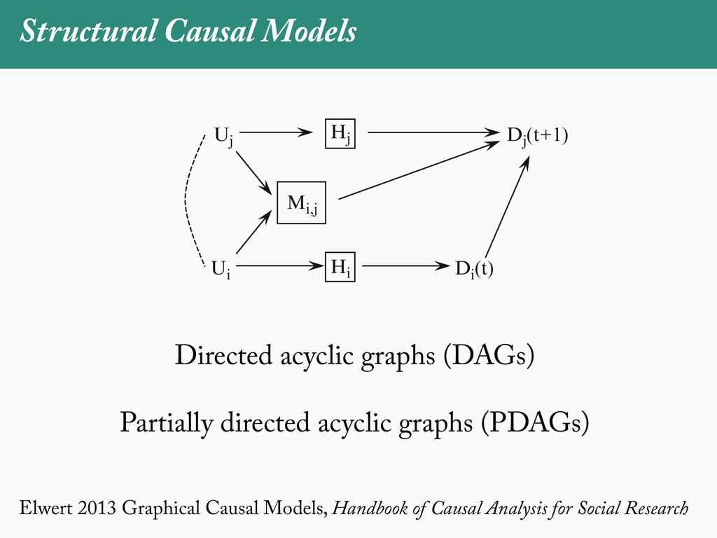 Elwert 2013 Graphical Causal Models, Handbook o...