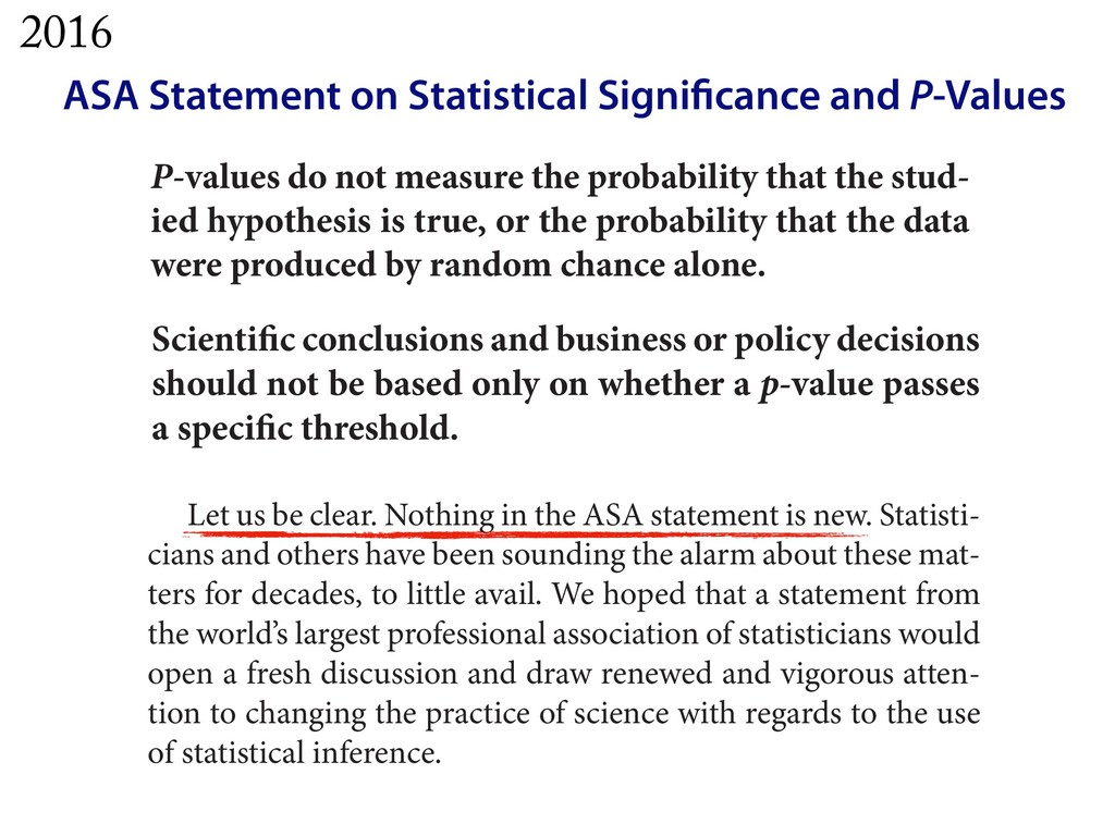 2016 ASA Statement on Statistical Significance a...
