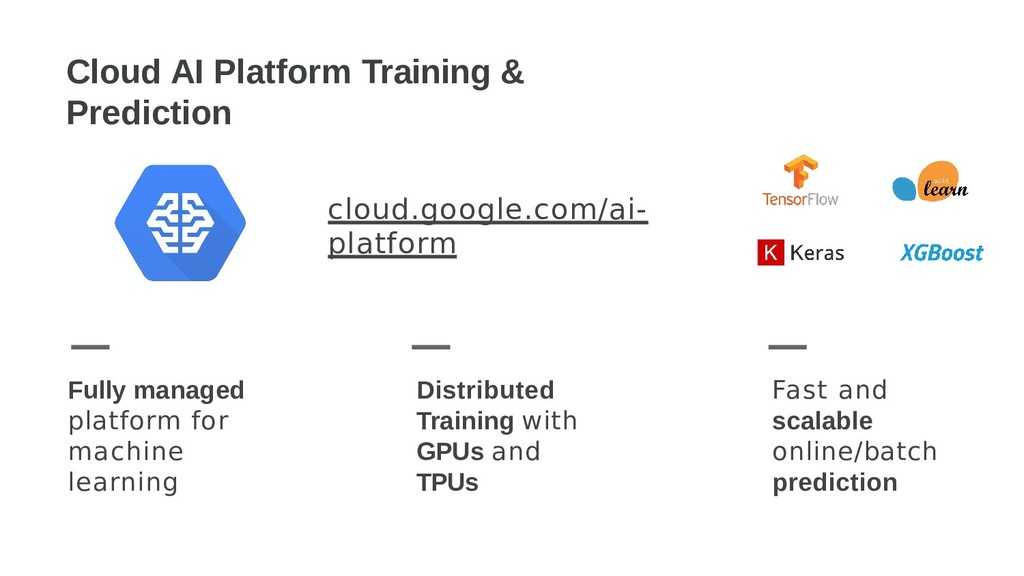 Cloud AI Platform Training & Prediction cloud.g...