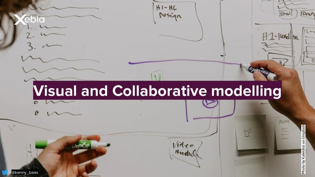 @kenny_baas Visual and Collaborative modelling ...