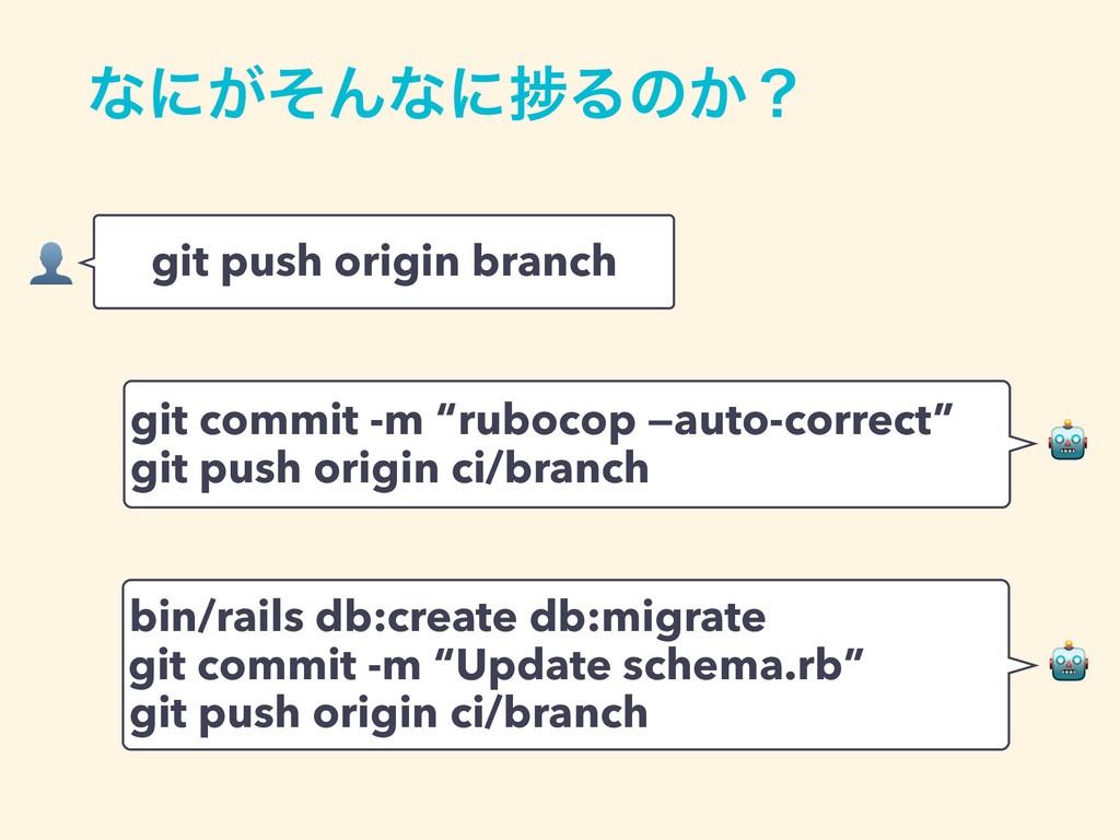 ͳʹ͕ͦΜͳʹḿΔͷ͔ʁ git push origin branch  git commit...